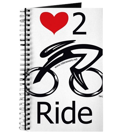 Love 2 ride Journal