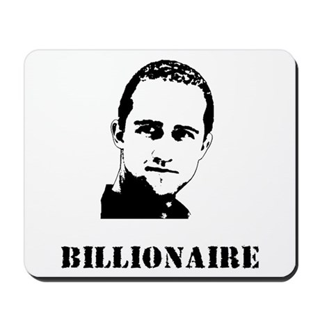 Billionaire Mousepad