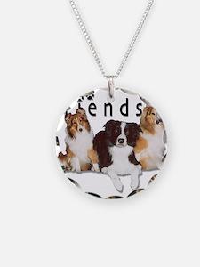 Cute Doggie paw Necklace