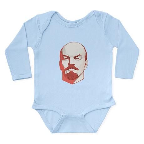 Lenin Long Sleeve Infant Bodysuit