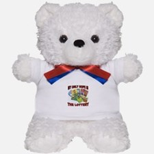 WINNER COMING Teddy Bear