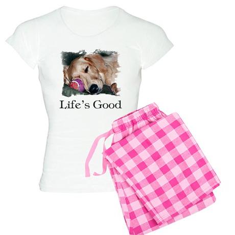 Life is Good Women's Light Pajamas
