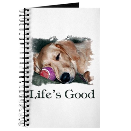 Life is Good Journal