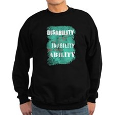Disability is... Jumper Sweater