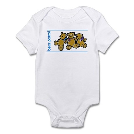 Bear Patrol Infant Creeper
