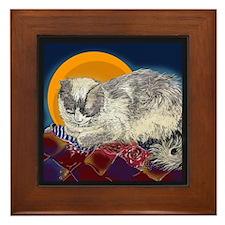 Quilt Dreams Framed Tile
