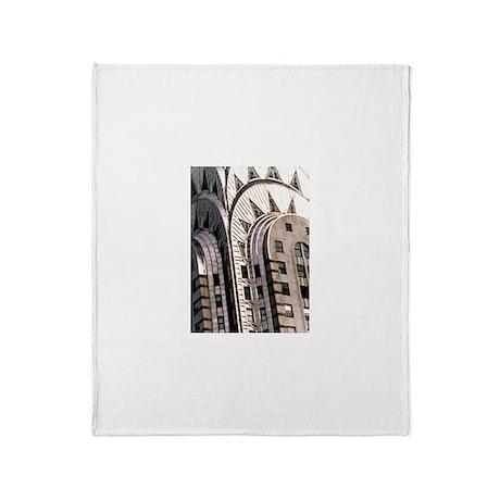 Chrysler Building! Throw Blanket
