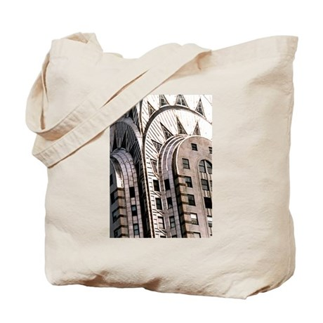 Chrysler Building! Tote Bag