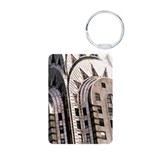 Chrysler building Keychains