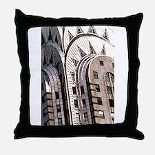 Chrysler Building! Throw Pillow