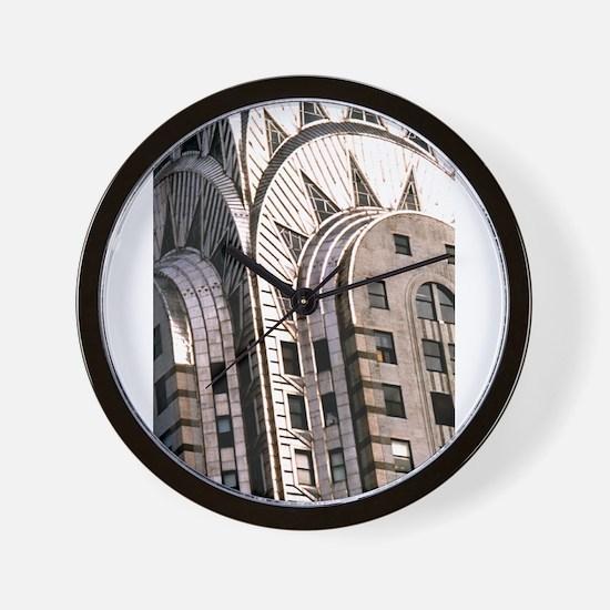 Chrysler Building! Wall Clock