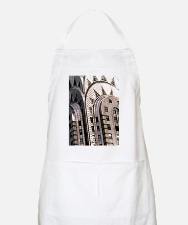 Chrysler Building! Apron