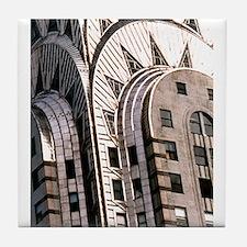 Chrysler Building! Tile Coaster
