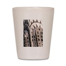 Chrysler Building! Shot Glass