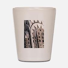 Chrysler Building! Shot Glass