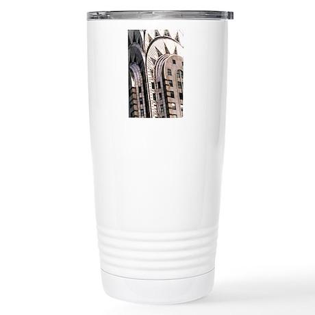 Chrysler Building! Stainless Steel Travel Mug