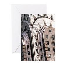 Chrysler Building! Greeting Cards (Pk of 20)