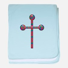Cool Atheist quotes baby blanket
