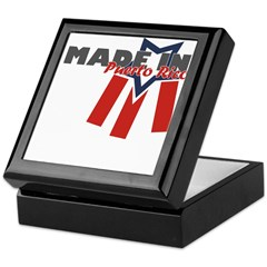 MADE IN PR V2 Keepsake Box
