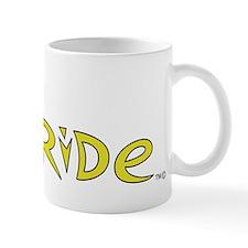 rider aware 2 Small Mugs