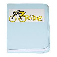 rider aware 2 baby blanket