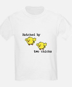 Hatched by two chicks T-Shirt