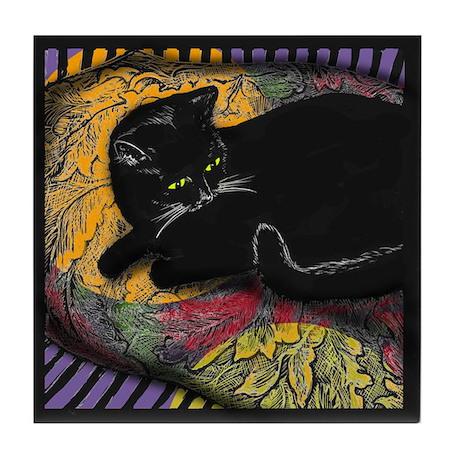 Her Majesty Tile Coaster