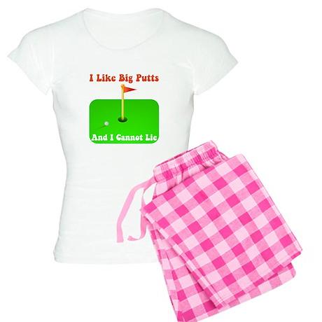 Big Putts Women's Light Pajamas