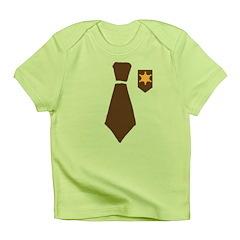 Little Sheriff Infant T-Shirt