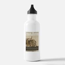 Split Rock Lighthouse Water Bottle