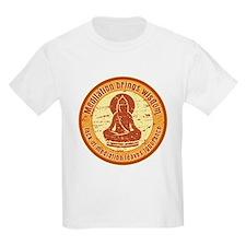 Buddha Meditation Wisdom T-Shirt