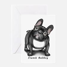 bulldog2b(t) Greeting Cards