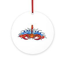 Cute Scorpion artwork Ornament (Round)