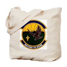 1002d Security Police Tote Bag