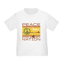 Peace for Every Nation T