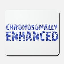 Chromosomally Enhanced Mousepad