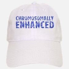 Chromosomally Enhanced Baseball Baseball Cap