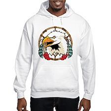 Eagle Dream Catcher Hoodie