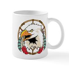 Eagle Dream Catcher Mug