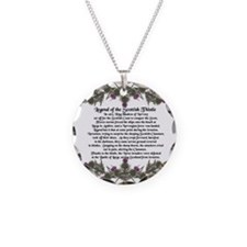 Thistle Legend Necklace