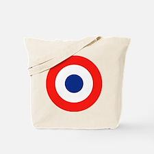 France Roundel Tote Bag