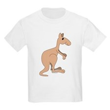 KANGAROO COLOR-ME-IN Kids T-Shirt