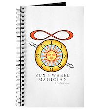 Sun / Wheel / Magician Journal