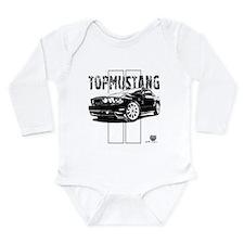TopMustang BWB Onesie Romper Suit