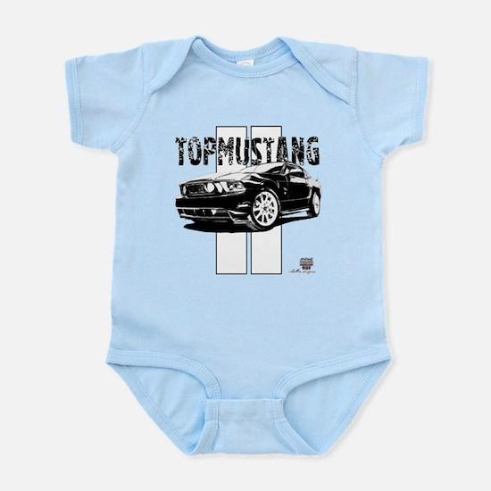 TopMustang BWB Infant Bodysuit