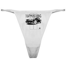 TopMustang BWB Classic Thong