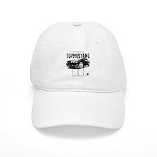 TopMustang BWB Baseball Cap