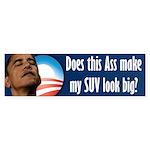 Obama Ass Sticker (Bumper 10 pk)