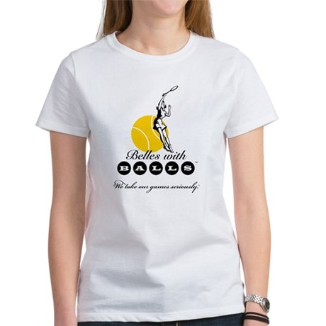 Women's T-shirt: Tennis