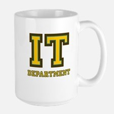 IT Department Mug